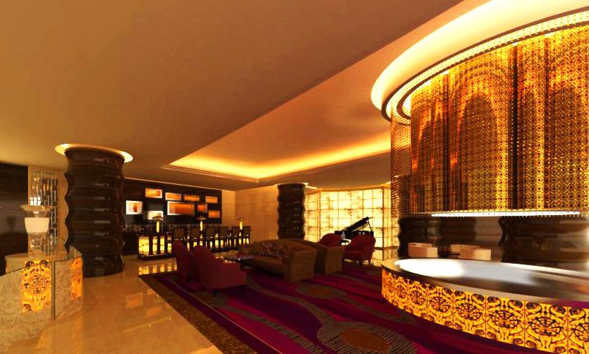 lobby 081 3d model max 136882