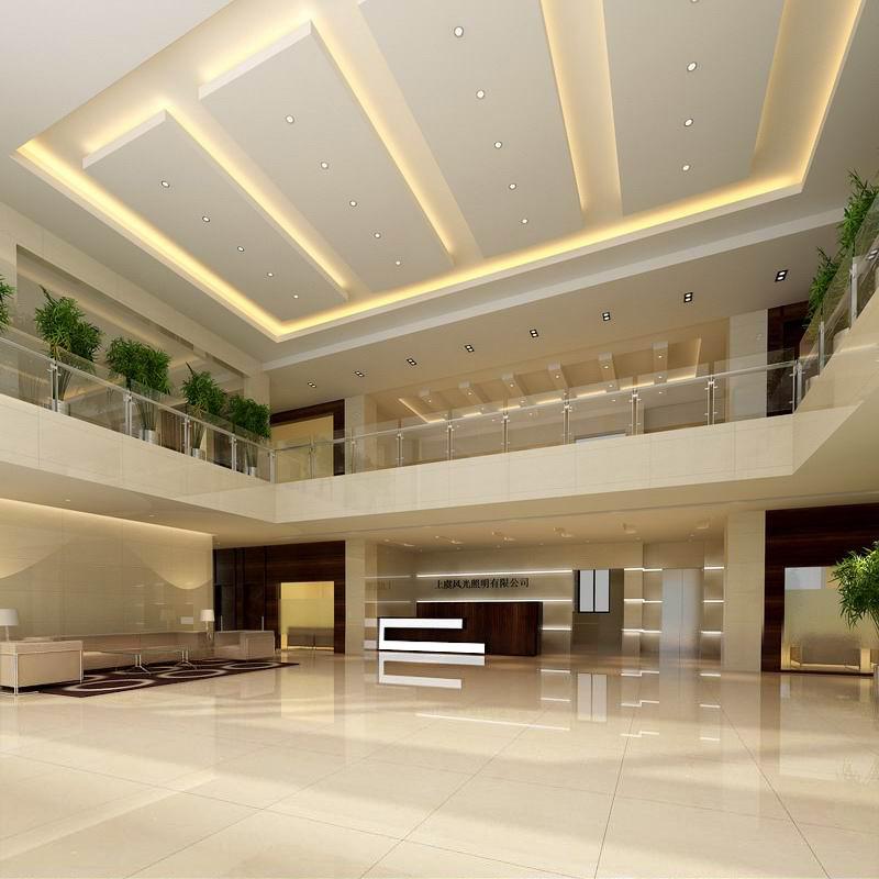 lobby 203 3d model max 122046