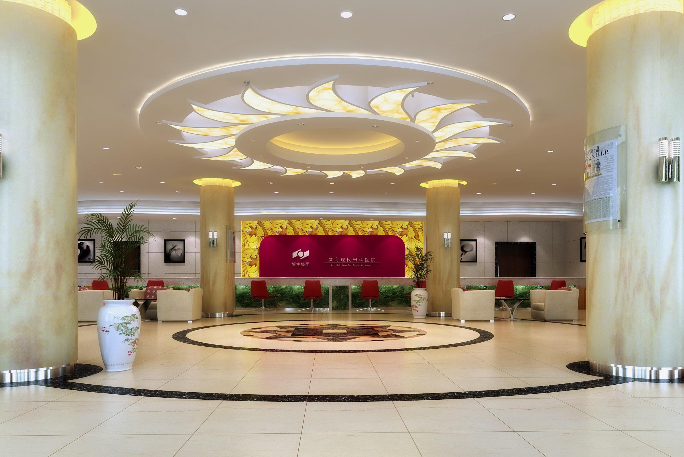 lobby 209-3 3d model max 143689