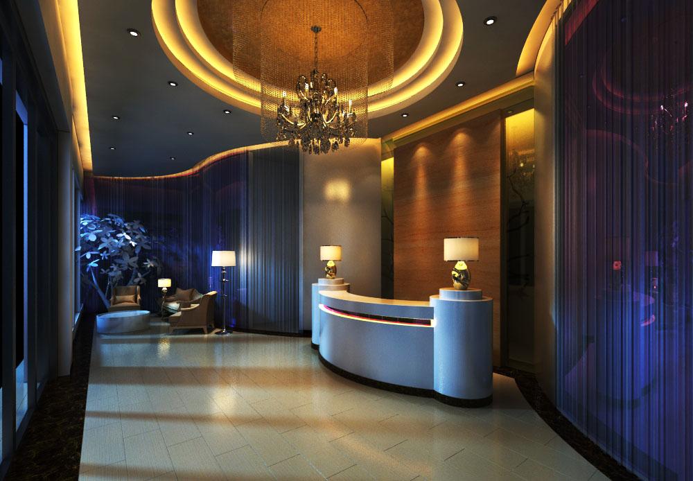 lobby 239 3d model max 143755