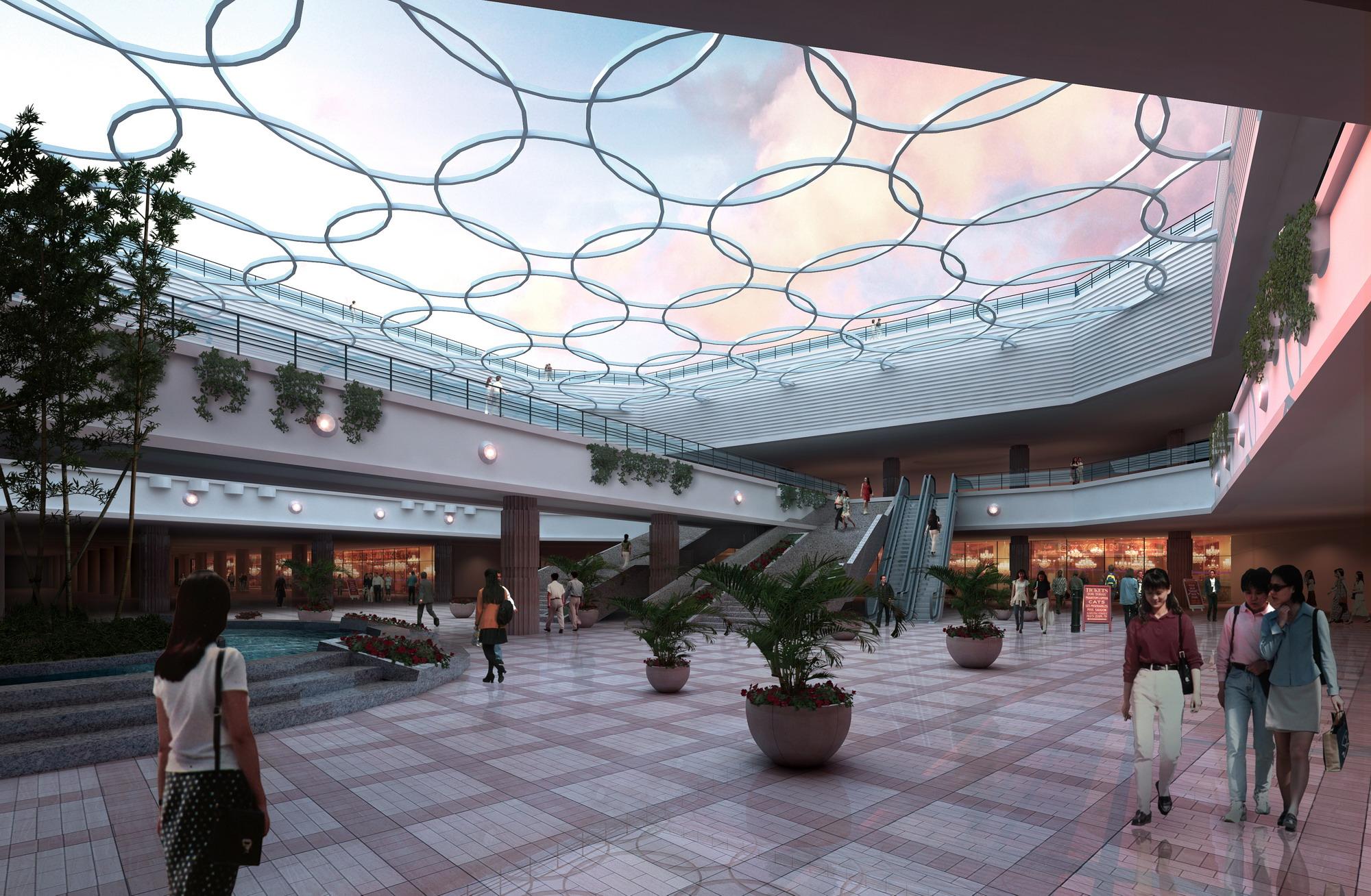 lobby area 1482 3d model max 121907