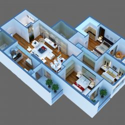 share this 3d model - 3d Model Home