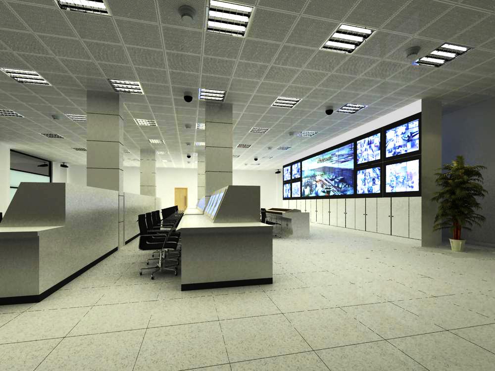 modern office 056 3d model max 144333