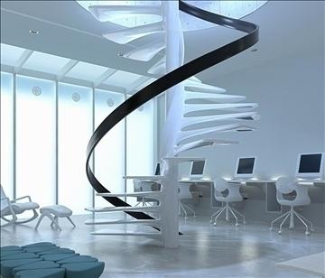 office 012 3d model max 90212