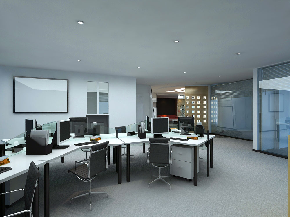 office 013 two 3d model max 137217