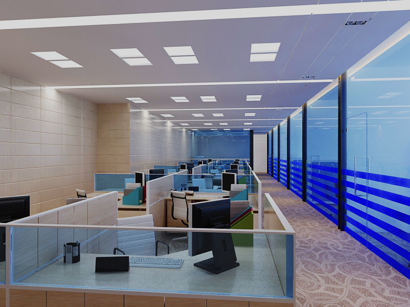 office 014 two 3d model max 137221