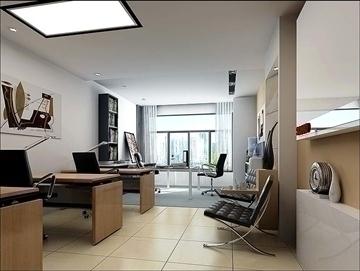 office 017 3d model max 90226