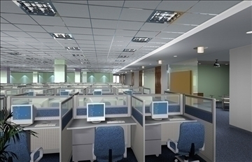 office 018 3d model 3ds max 90228