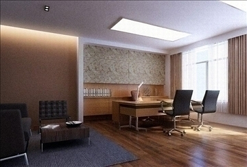 office 019 3d model max 90230