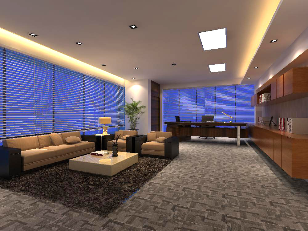office 0244 3d model max 144008