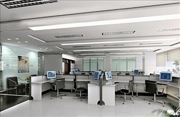 office 025 3d model 3ds max 90246