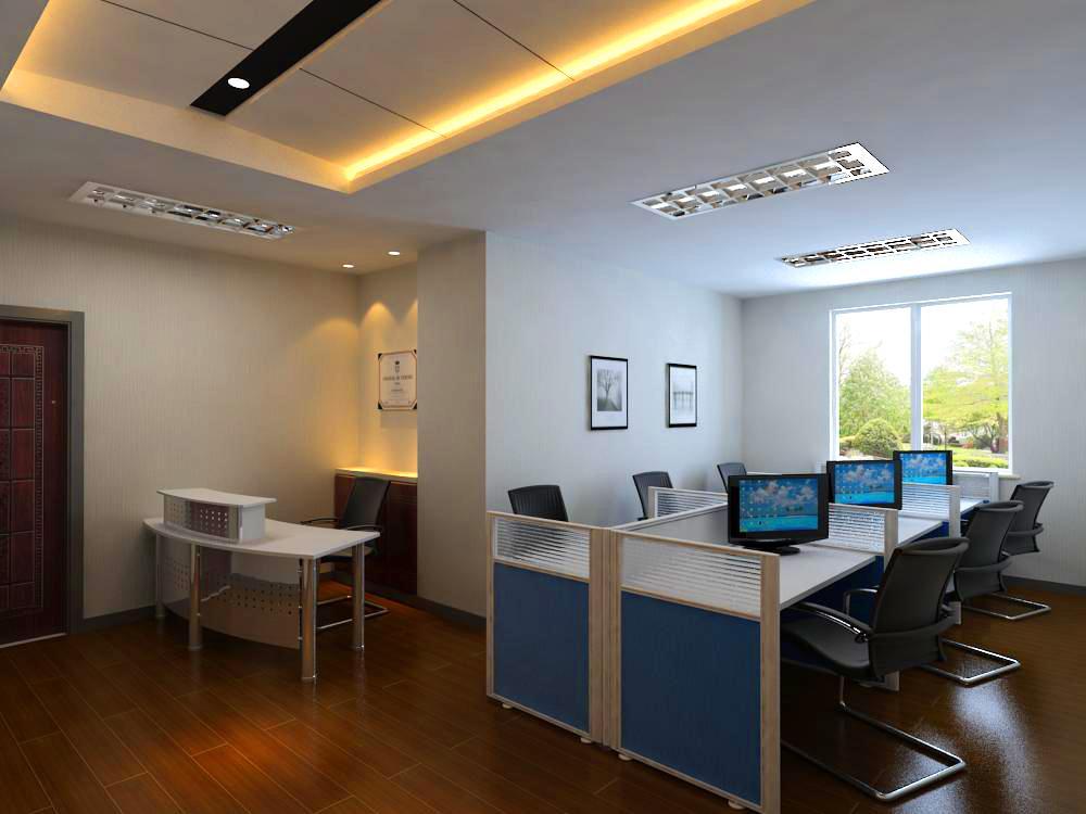 office 0263 3d model max 144012