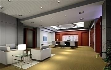 office 028 3d model 3ds max 90252