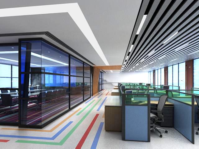 office 030 3d model max 137251