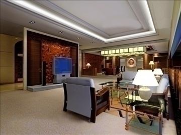 office 030 3d model 3ds max 90256
