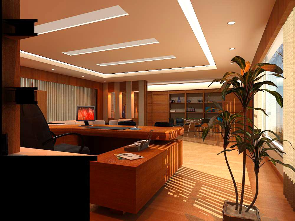 office 031 three 3d model max 144045