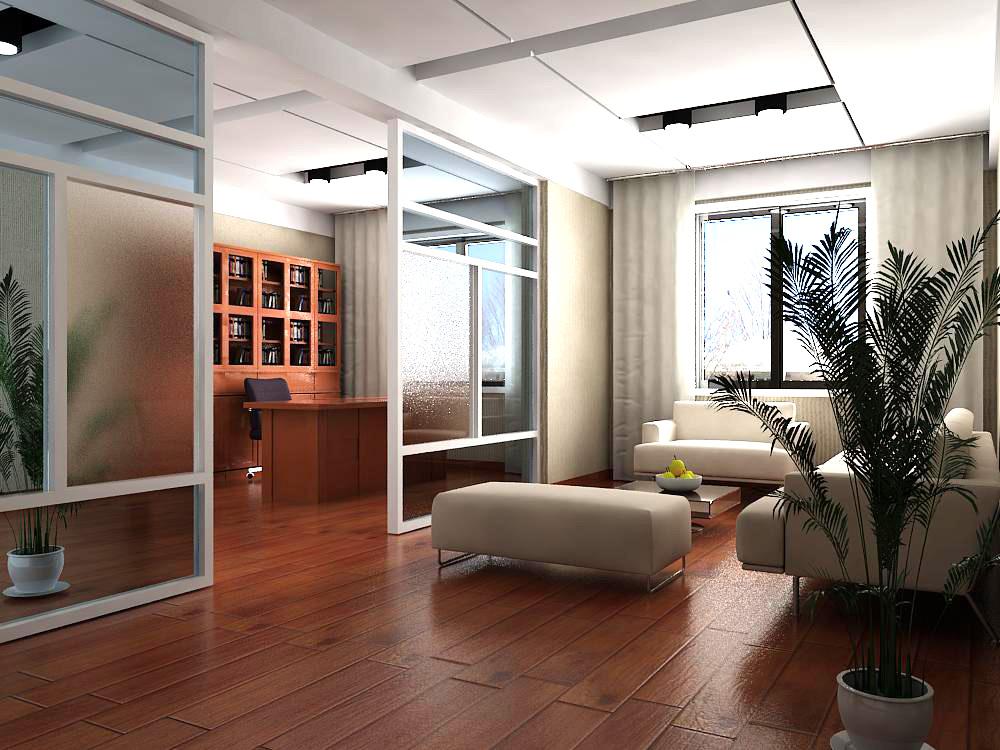 office 033 three 3d model max 144082