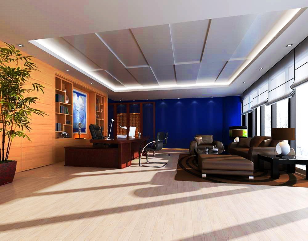 office 034 two 3d model max 137259