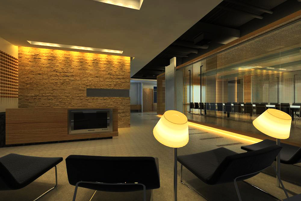 office 035 3d model max 144089