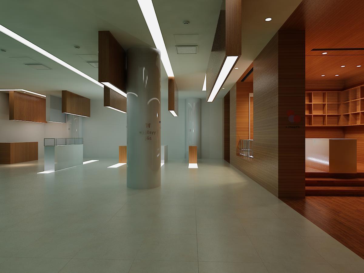 office 036 3d model max 144093