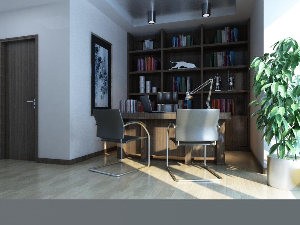 office 038 3d model max 144114