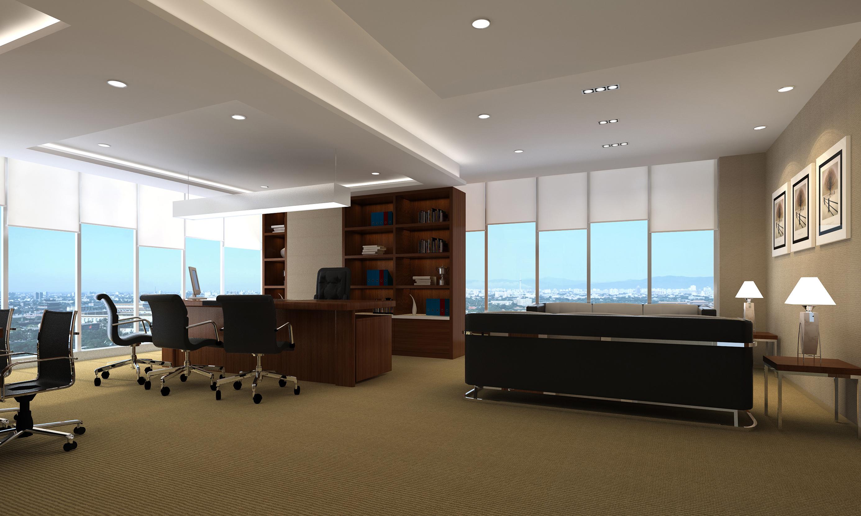 office 043 3d model max 137277