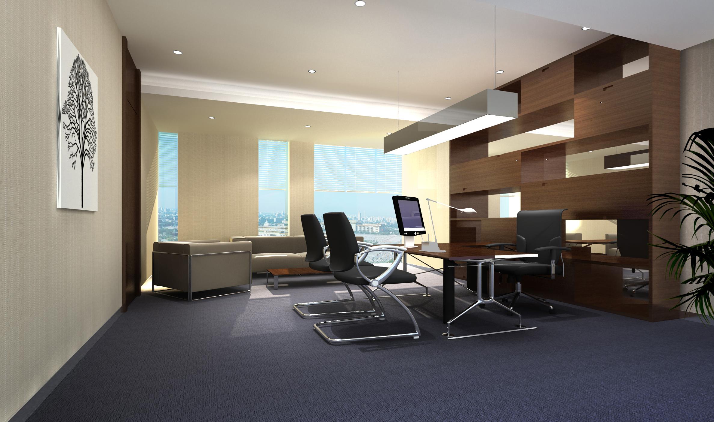 office 044 3d model max 137279