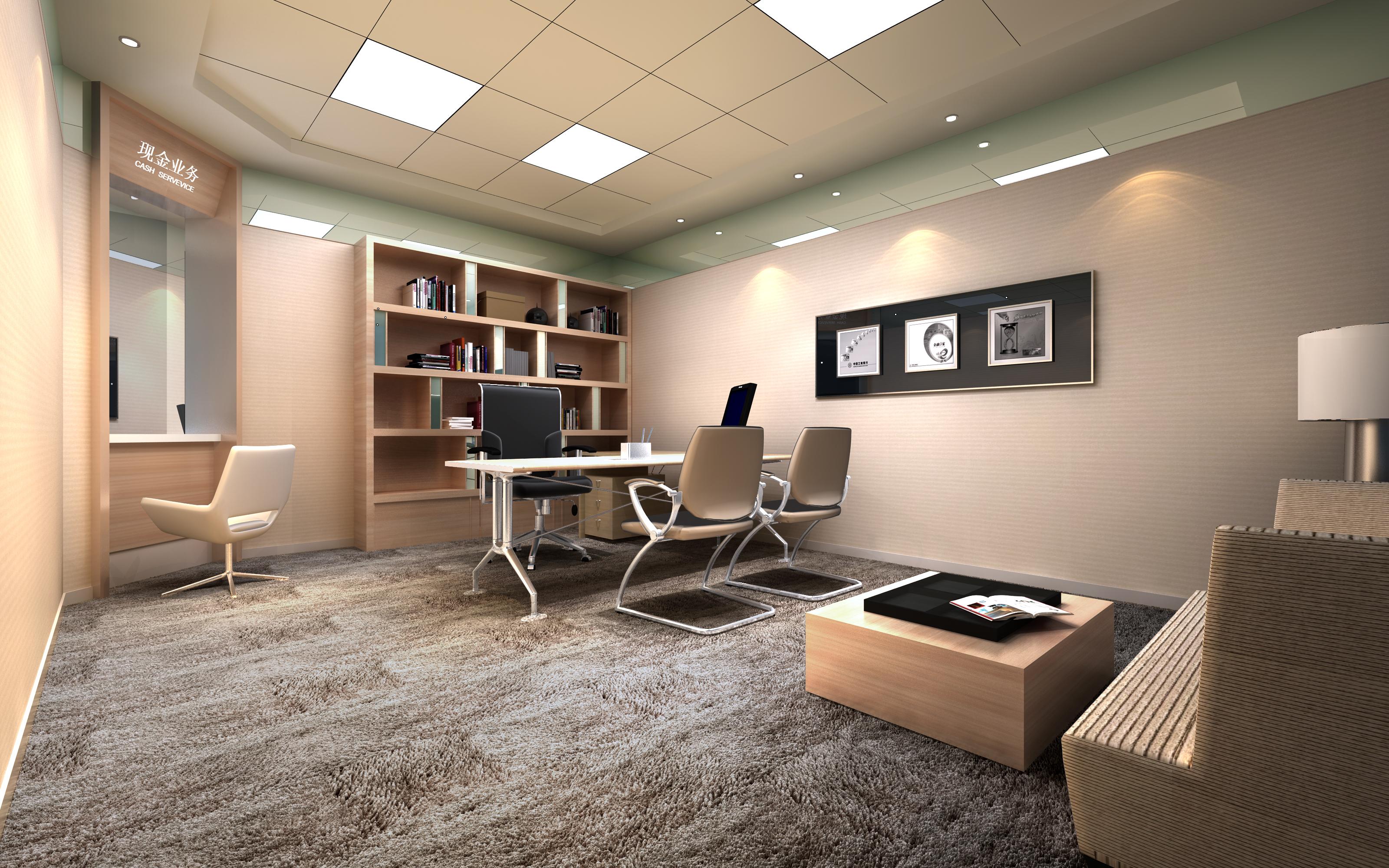 office 047 3d model max 137285