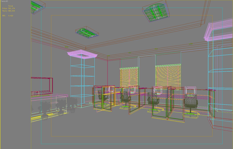 office 052 3d model max 137296