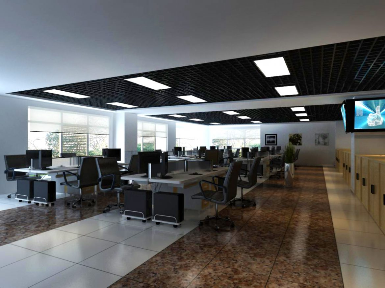 office 055 3d model max 137301