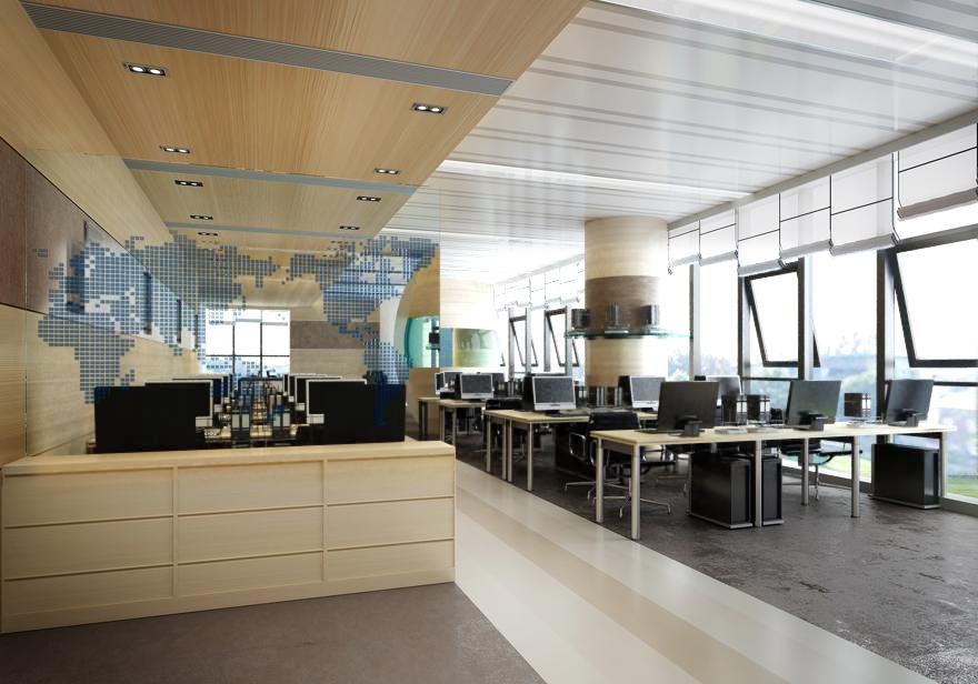 office 059 3d model max 137309