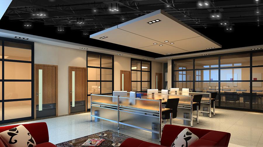office 064 3d model max 137319