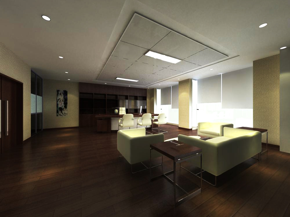 office 066-02 two 3d model max 144359