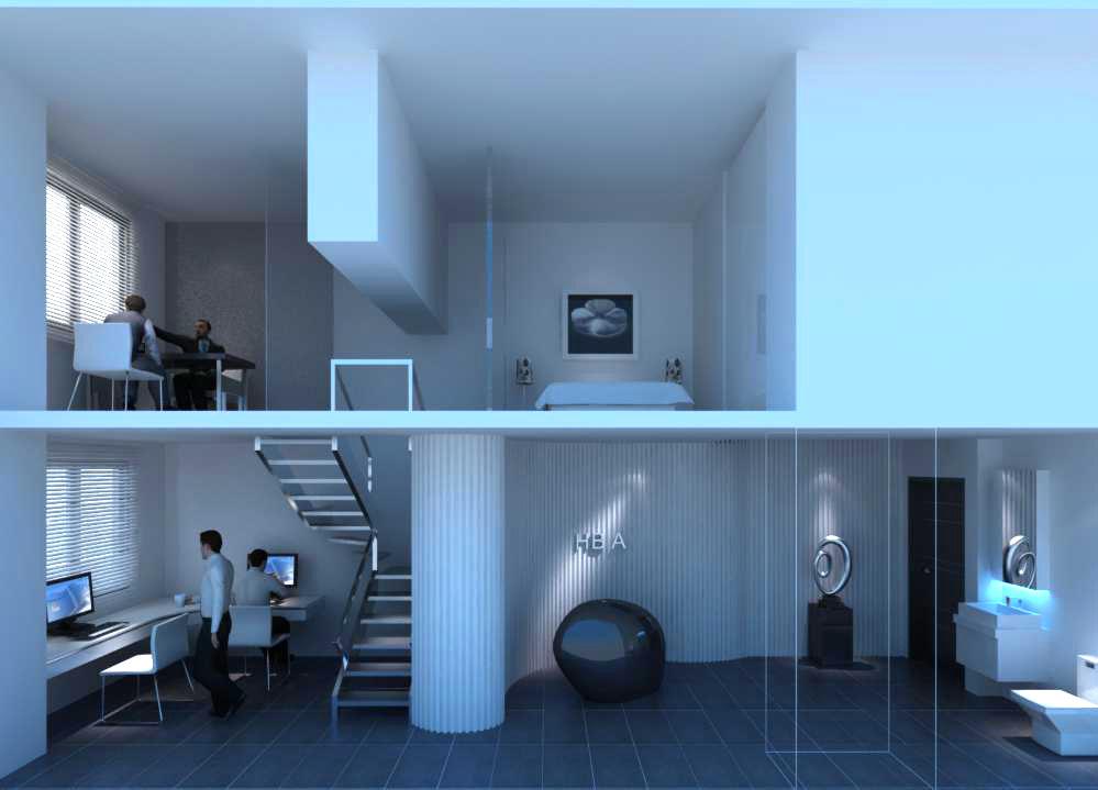 office 068 3d model max 137327