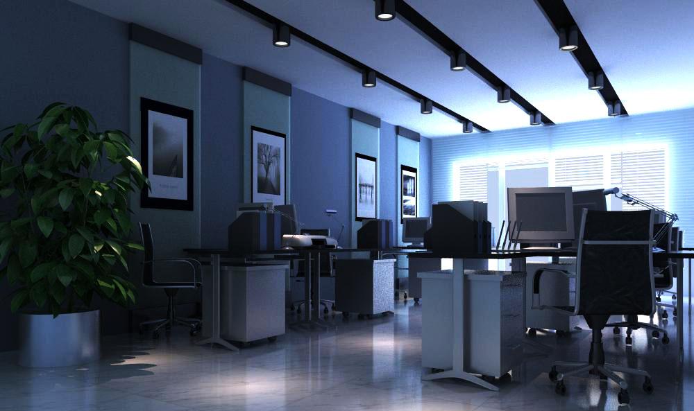 office 072 3d model max 137335