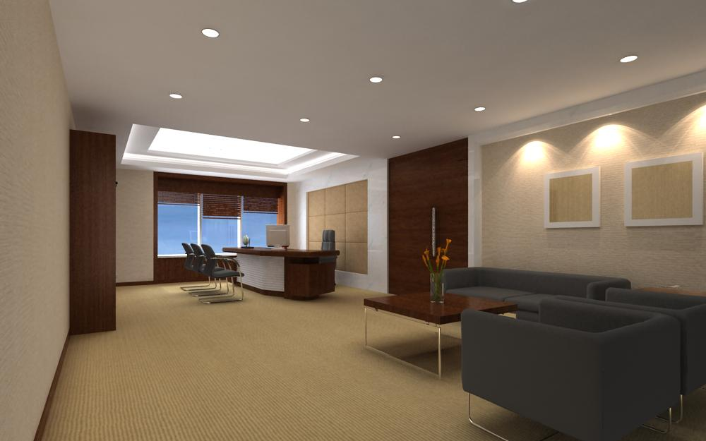 office 076 two two two 3d model max 144379