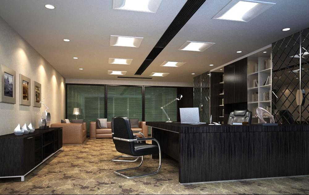 office 081-1 3d model max 137353