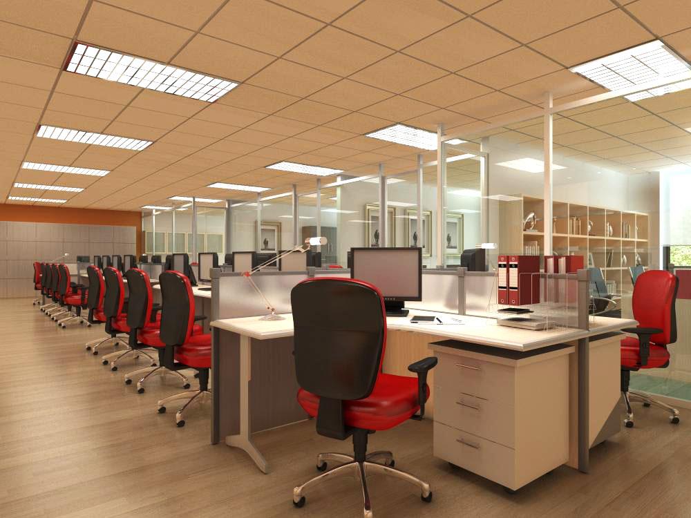 office 083-1 3d model max 137357