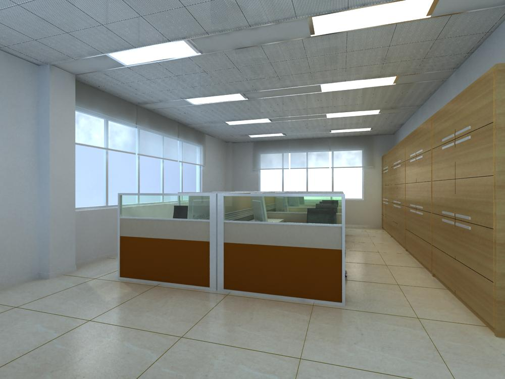 office 087 two 3d model max 144531