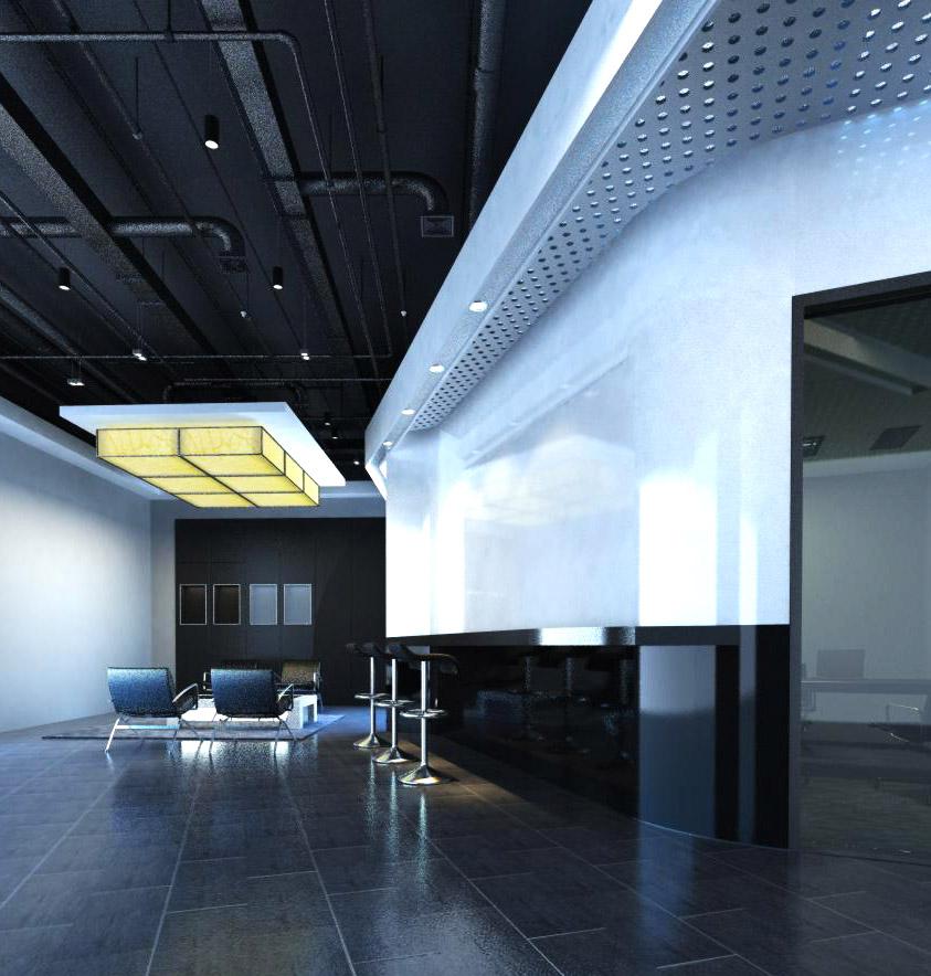 office 089 3d model max 137369