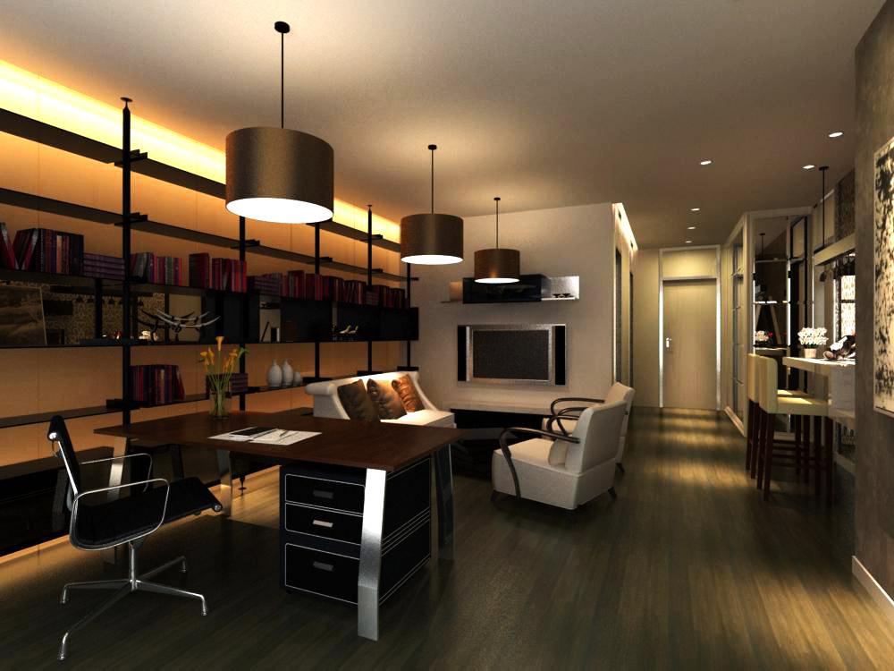office 091 3d model max 137373