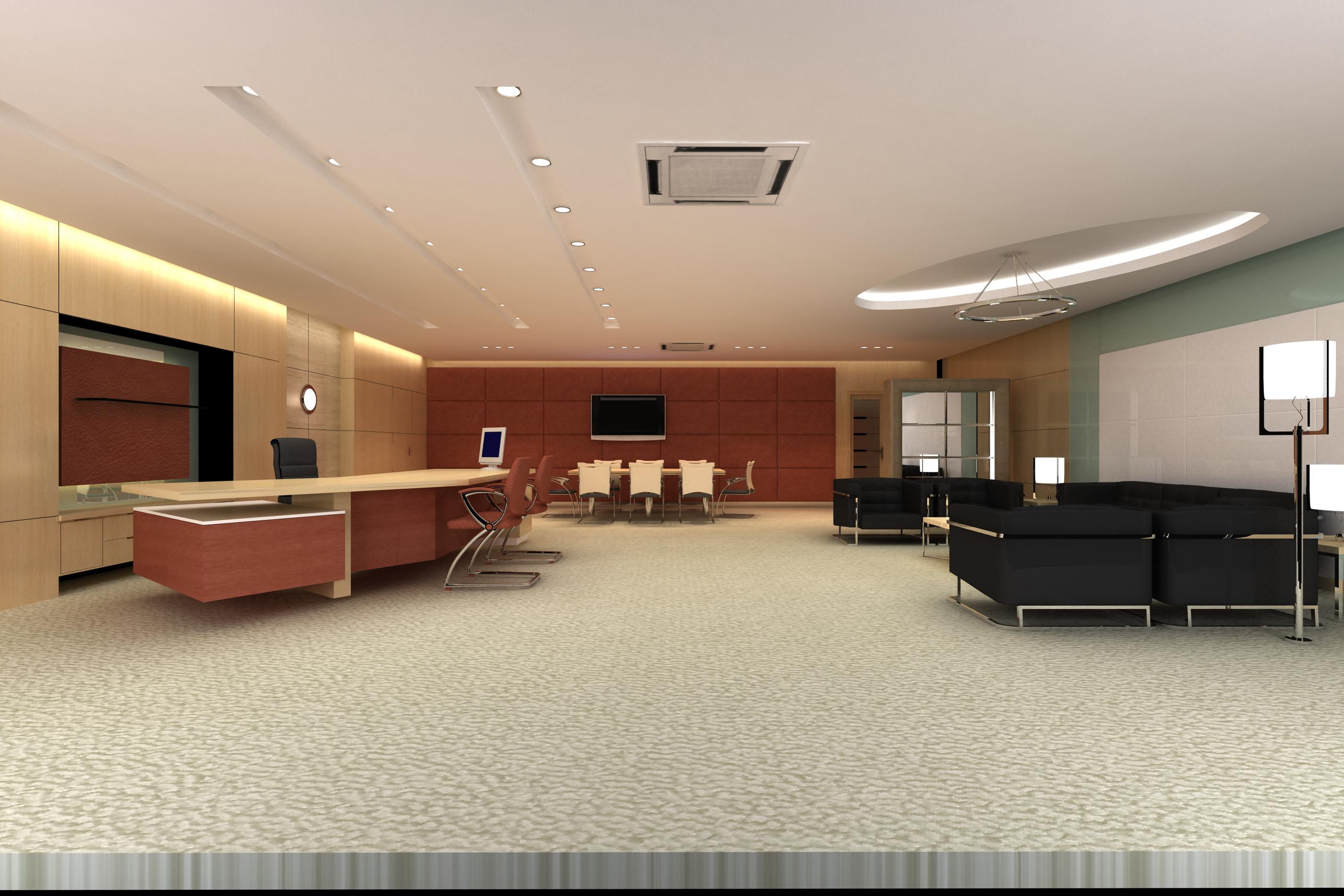 office 094 two 3d model max 144545