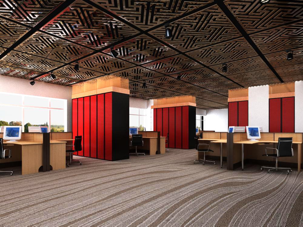 office 095 3d model max 137382
