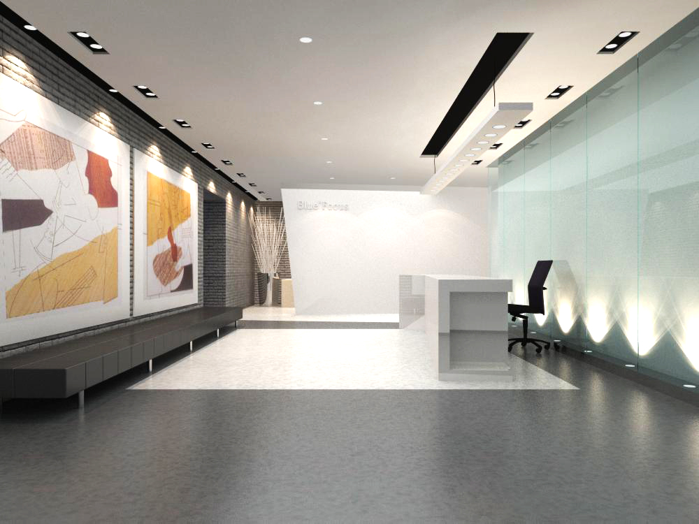 office 096 3d model max 137384