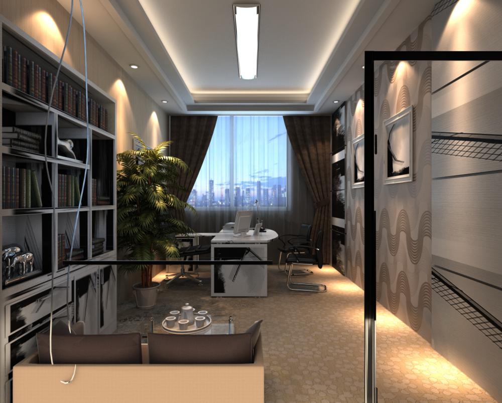 office 097 3d model max 137386