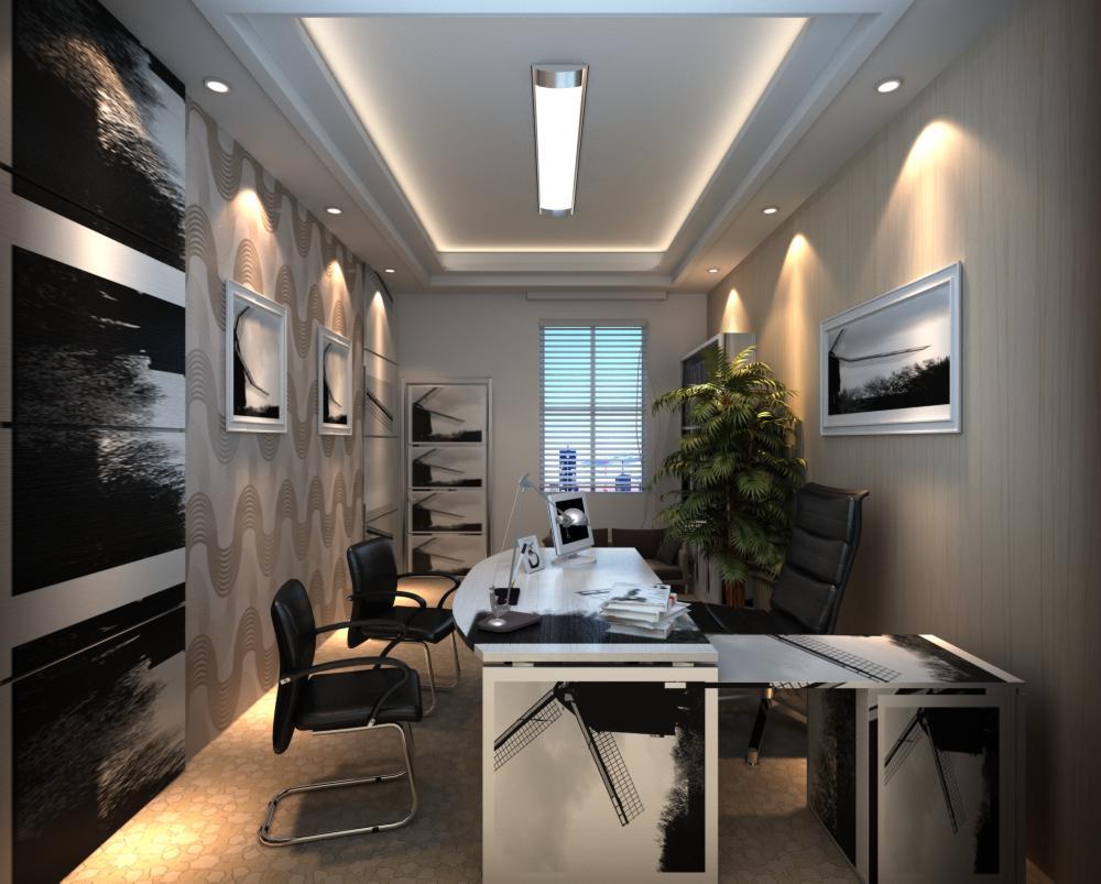 office 097 3d model max 137388
