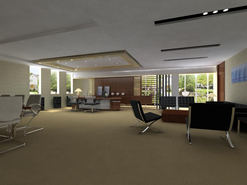office 098 two 3d model max 144553