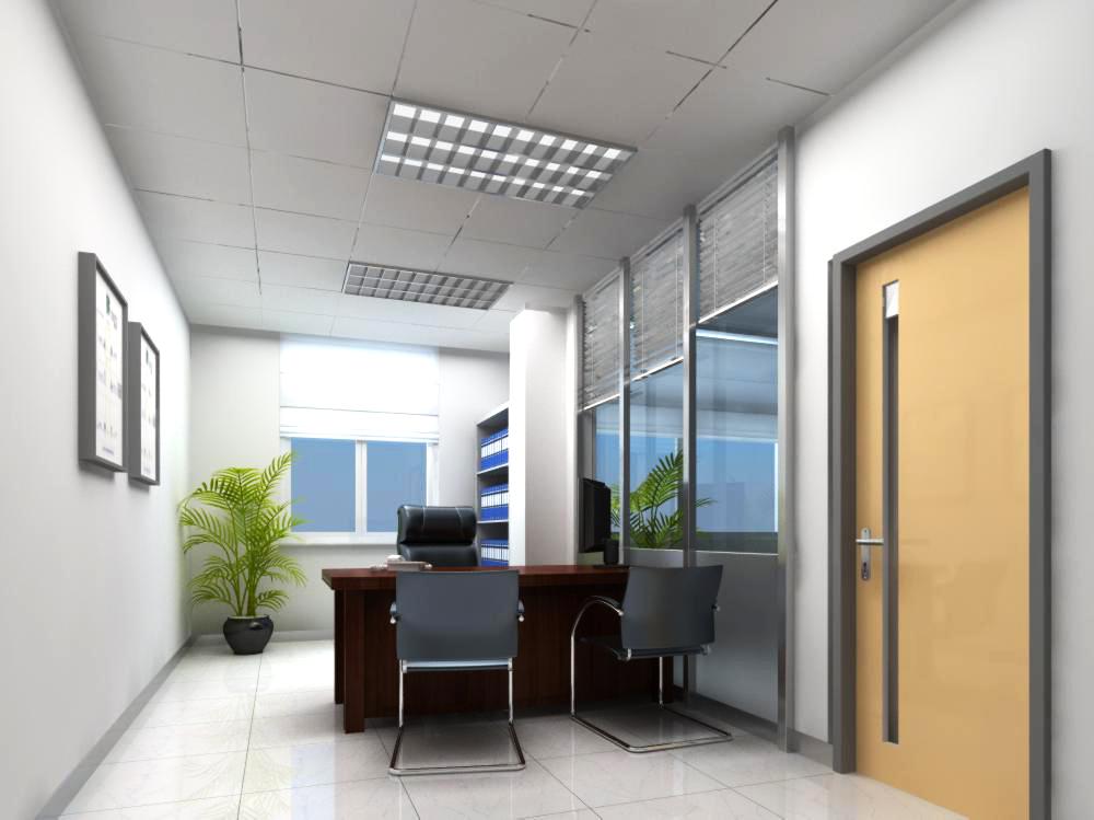 office 099 3d model max 137391