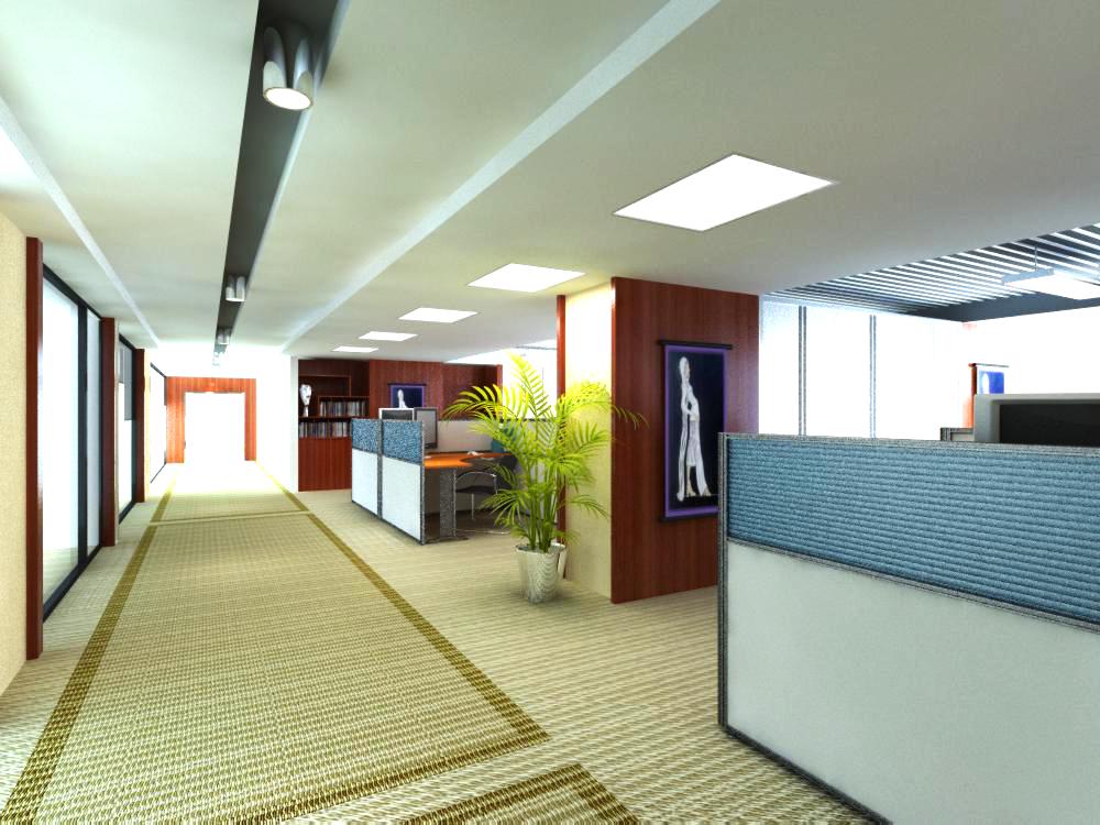 office 101 3d model max 137397