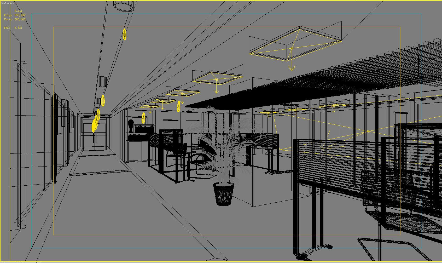 office 101 3d model max 137398